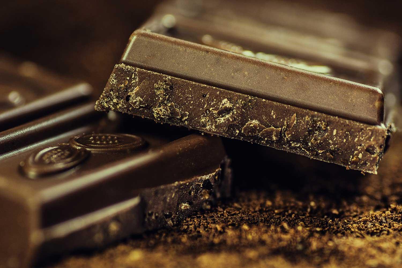 Schokolade als Sujetbild für Krisen-PR